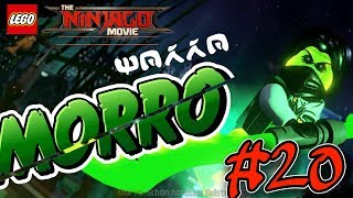 THE LEGO NINJAGO MOVIE VIDEOGAME Gameplay 100% #020 Deutsch 🐉 MORRO der Geist Ninja