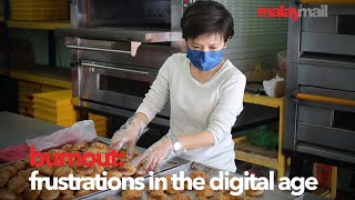 Burnout: Frustrations in the digital age