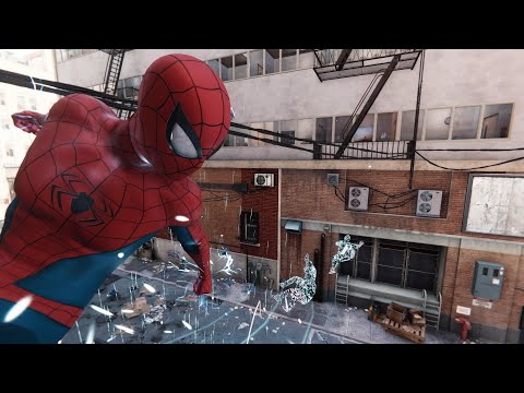 Spider-Man PS4 - Upcoming Turf Wars DLC Suits & Ultimate Electric Spider thumbnail