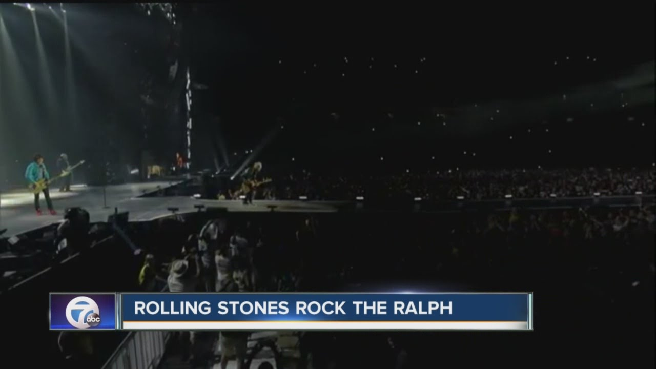 rolling stones rock the ralph