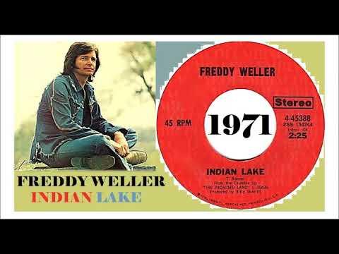 Freddy Weller - Indian Lake 'Vinyl'