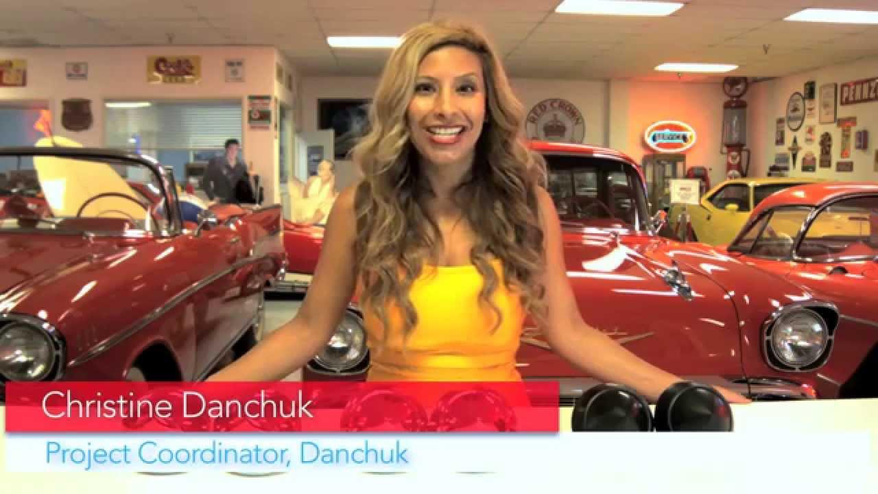 1957 Front Bumper Bullets Danchuk Usa Youtube
