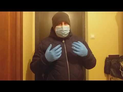 Как правильно использовать маску и перчатки во время пандемии covid-19.