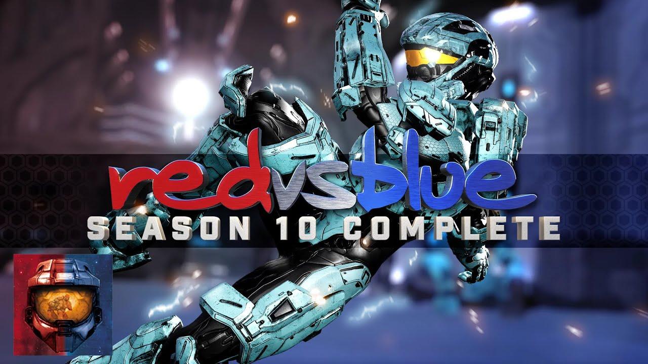 Red vs. Blue Complete | Season 10