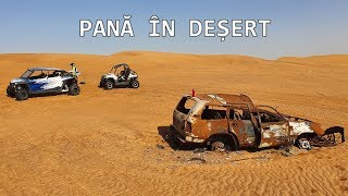 Cu Buggy pe Camp in Dubai - Pana in Desert! - 4K