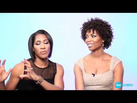 Terri J. Vaughn and Vanessa WIlliams Speak about Sugar Momma