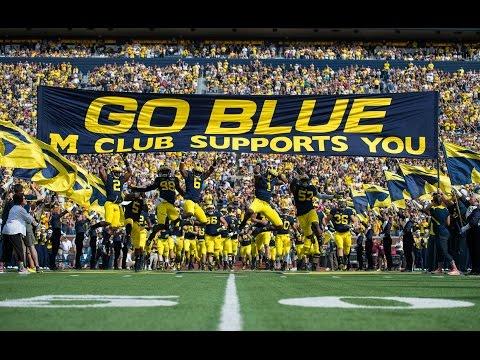 "Michigan Wolverines Football 2016-17 Season Hype || ""Hail To The Victors"" ||"