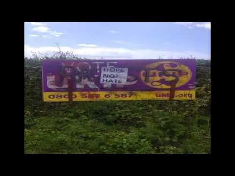 Farage vs. Hope Not Hate