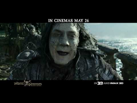 Pirates of the Caribbean: Salazar's Revenge | Ghostly Promo | In Cinemas May 26