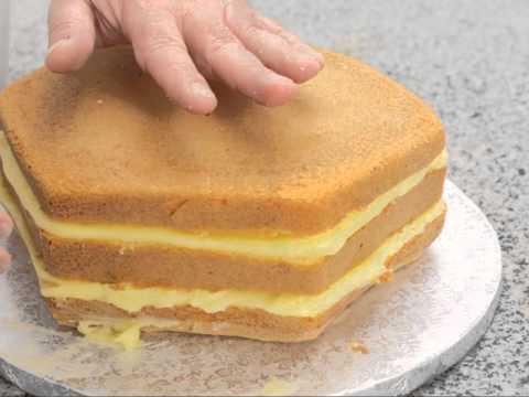 Kaltcreme Tortencreme Kuchencreme einfach mit Profi