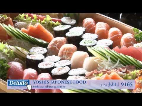 DETUTTO - YOSHIS JAPANESE FOOD | COMIDA JAPONESA EM SOROCABA