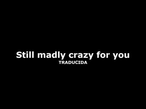 Robin Thicke - Still madly crazy for you (Traducida al español.)