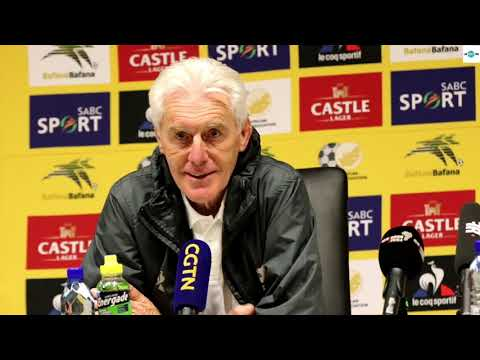 Hugo Broos | South Africa 1-0 Ghana | 2022 World Cup qualifier Group G Post-match
