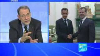 Javier Solana, head of European diplomacy (Part 2/2)
