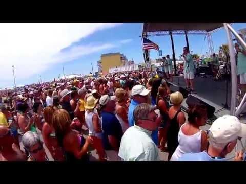 The Band Of OZ @ The Atlantic Beach, Beach Music Festival