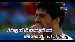 [Karaoke] Em Của Mùa World Cup - LEG ft. Duy Nam (Music)