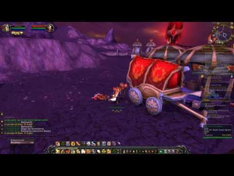 World of Warcraft Patch Let's Play Deutsch 415 Lila Nethersturm