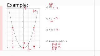 MCR3U/Functions: 1.1 & 1.2 Introduction to Functions