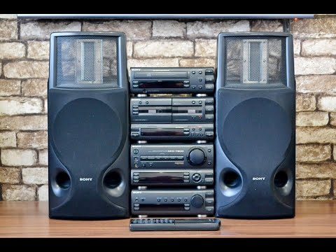 Музыкальный центр Sony MHC-7900