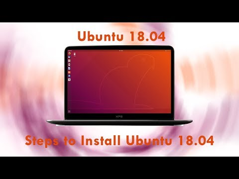 Steps To Install Ubuntu 18.04 In Your Computer System - Hindi