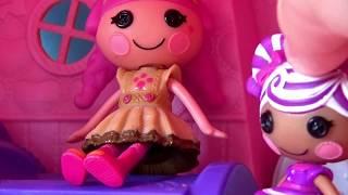 Лалалупси мультик на русском сериал ОДНА СЕМЬЯ 6 серия мультфильмы для детей Lalaloopsy