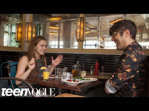 Homeland's Morgan Saylor Talks Moving to NYC, That Racy Cell Phone Pic, & More Teen Vogue