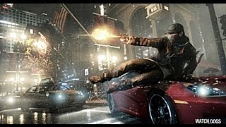 watch Dogs  - PLAYSTATION 3 REAL GAMEPLAY!! HD