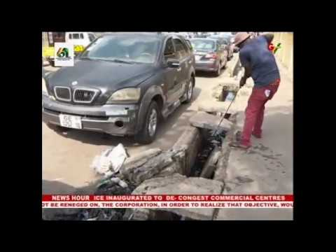 Accra: MMDAs clean up premises following a directive from the Chief of Staff