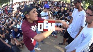 EL MENOR EL BARTO LUCK MC vs. DRAISEK KROSS ANTU: 8vos - DEM Triplice I 2019 mp3