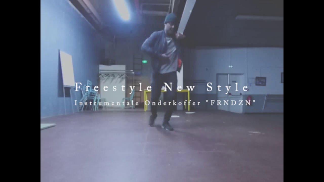 """Download Wilko Kodjia // Freestyle New Style // Instrumentale Onderkoffer """"FRNDZN"""""""