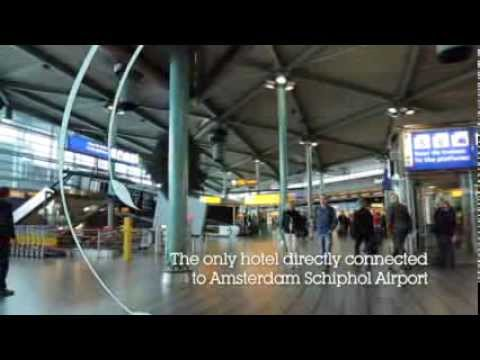 Sheraton Amsterdam Airport Hotel - Video