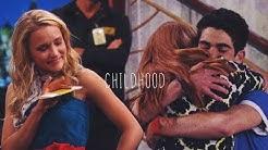saying goodbye to your childhood.