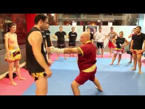 Muay Boran Grand Master Kevin Lloyd (part 5)