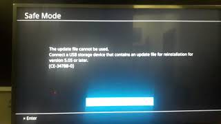 SOLVED!!!!!!! PS4 ERROR CODE CE-34788-0 FIXED PART 1 OF 3