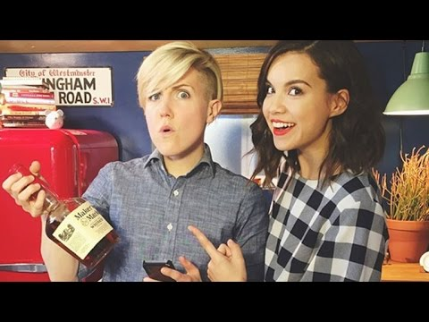 Hannah Hart and Ingrid Nilsen Gush About Falling in Love