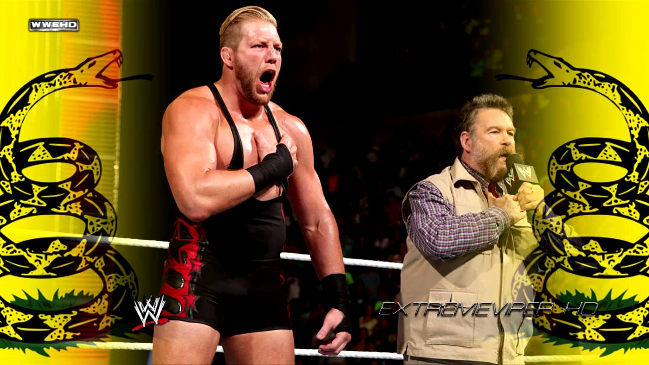 Jack Swagger 5th WWE Theme Song