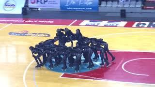 Pattinaggio artistico a rotelle Europei 2018 -SPAGNA Lleida