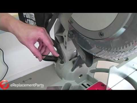 How to Adjust a Miter Saw