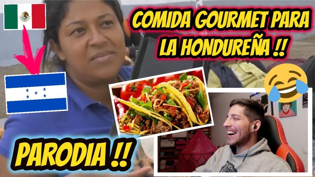 reacciono-a-comida-gourmet-para-la-hondurea-que-no-come-frijoles-parodia-jon-sinache