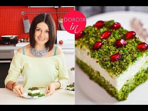 Ciasto leśny mech | DOROTA.iN