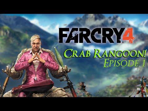 Lets Play - Far Cry 4 #1 - Crab Rangoon