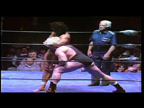 Ken Patera vs Jimmy Snuka (December 21, 1979)