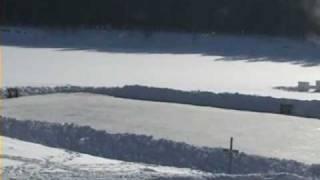 Зимняя красота Голубых Озёр(Популярное место отдыха курганцев., 2009-02-23T09:30:46.000Z)