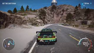 NFS Payback - Aki Kimura's Drift King Nissan Silvia Abandoned Car Location and Police Chase