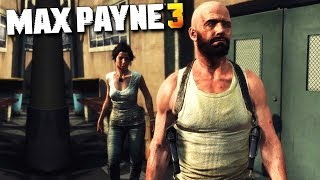 Max Payne 3 - Chapter #10 - It's Drive or Shoot, Sister (All Collectibles)