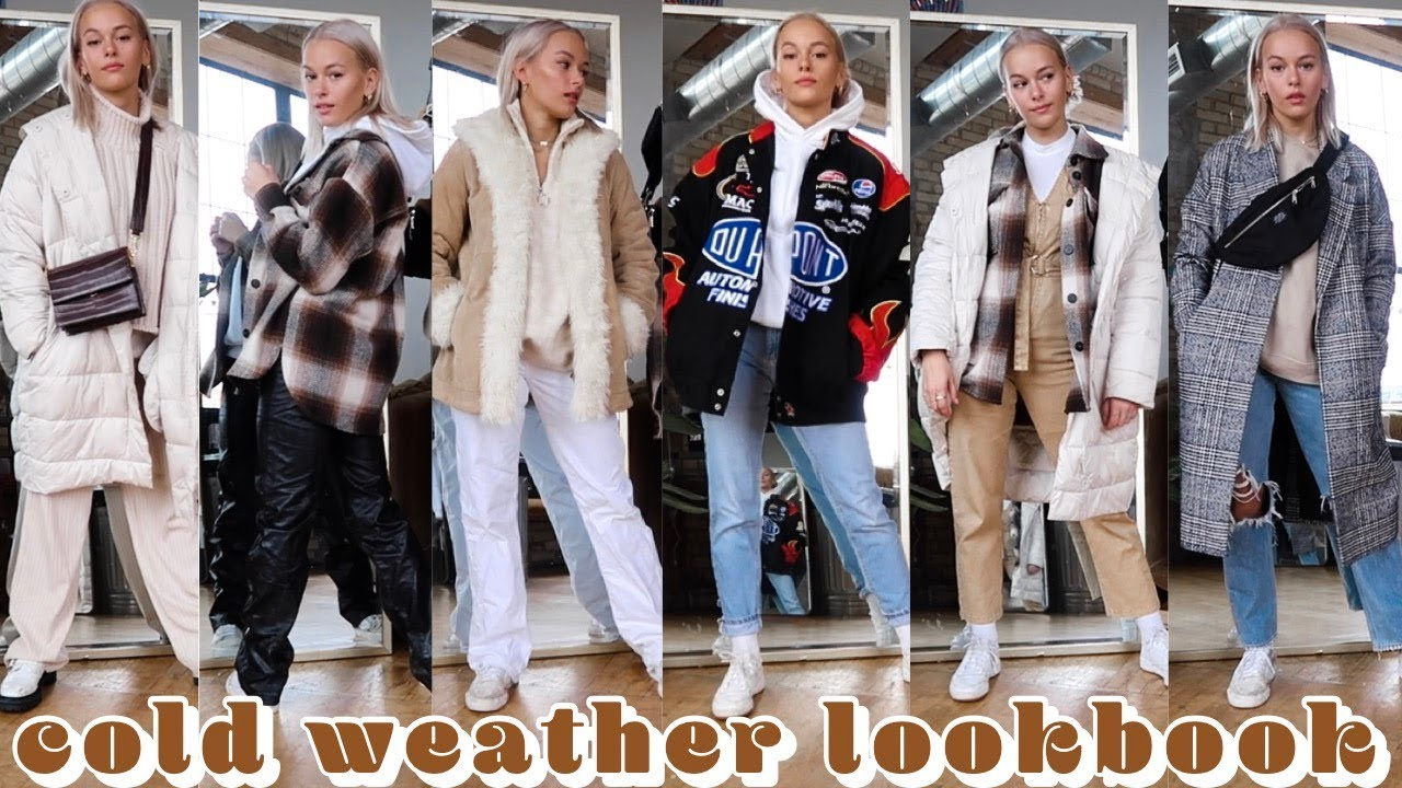 [VIDEO] - CASUAL COLD WEATHER OUTFIT IDEAS | How to Style Winter Clothes 2