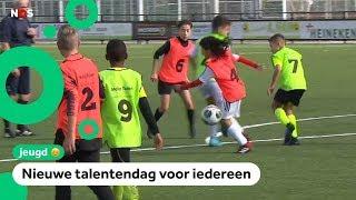 Deze kinderen willen ontdekt worden als profvoetballer