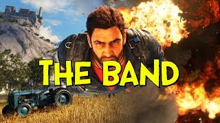 THE BAND! | Just Cause 3 ( Gameplay )
