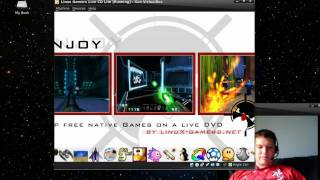 Linux Gamers Live CD Lite Review