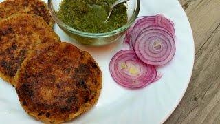 Arbi Cutlet | Arbi Ke Kebab | Spicy Colocasia Kebab | Chef Atul Kochhar